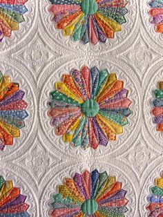 Inspired By Alice By Marilyn Lidstom Larson Prize Traditional Wall Baby Quilt Applique Templates Quilt Patterns With Applique Flowers Baby Quilts With Applique. Colchas Quilt, Applique Quilts, Quilt Blocks, Machine Quilting Designs, Quilting Projects, Quilting Ideas, Modern Quilting, Longarm Quilting, Free Motion Quilting