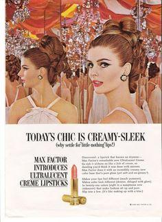 1960's lipstick! (Max Factor)