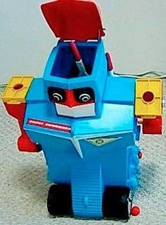 Image result for robot commando toy & IDEAL: 1961 Robot Commando #Vintage #Toys | Vintage Ideal ... Aboutintivar.Com