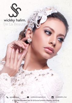 De La Beaute touch by Wickky Halim #makeup #wedding #makeupwedding #wickkyhalim #makeupbeauty #bride #beautybride #beautiful #makeupartistbandung #muabandung #muajakarta #muabali #photo #beautyshoot #beautyphotoshoot