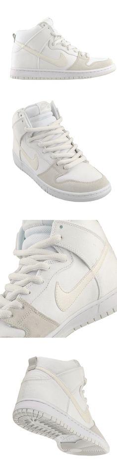 new product 66eec d2267 Nike Dunk High Pro SB. WhiteMetallic Summit. Nike Free Runners, Nike