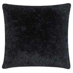 Shagalicious Pillow in Black