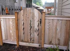 images of garden gates - Norton Safe Search Backyard Projects, Backyard Patio, Garden Projects, Timber Gates, Wooden Gates, Garden Gates And Fencing, Fence Gate, Fences, Wood Fence Design