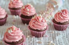 Diy Party, Party Ideas, Mini Cupcakes, Goodies, Baby Shower, Baking, Desserts, Recipes, Food