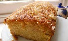 Felicity's perfect lemon drizzle cake