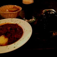 Irish stew, I love this country!