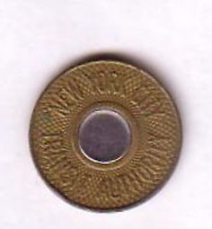 Token for One fare on New York City Transit System