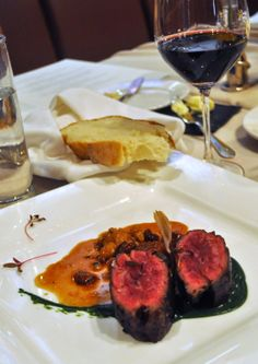The Food Hussy!: Restaurant Review: Tasting Thursday at The Palace