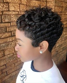Perfect layers by @artistry4gg - https://community.blackhairinformation.com/hairstyle-gallery/short-haircuts/perfect-layers-artistry4gg/