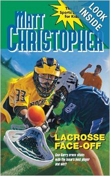 Lacrosse Face-Off (Matt Christopher) Price:$5.64