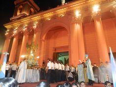 """Catamarca:""""Una multitud participó del cierre de las festividades en honor a la Virgen del Valle"""""""