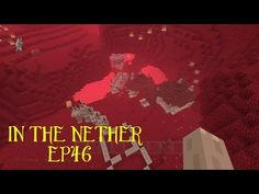 Minecraft - Lets build in the nether! ep46: Starting the hotel - YouTube