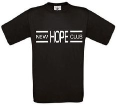 New HOPE Club T-shirt
