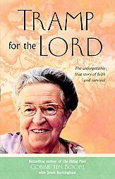 Sequel to the hiding place, I am currently reading this book of Corrie's experience of powerful and victorious living in ANY circumstance by surrendering all to Christ. So good!