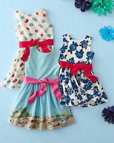 Party Dress by Little Joule