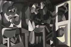 Pablo Picasso | The Milliner's Workshop (Atelier de la modiste), Paris,1947