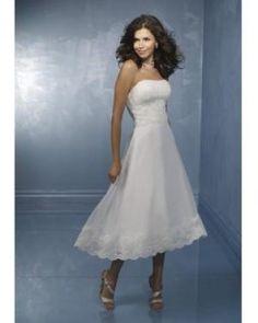 Tea Length Wedding Dresses for your 50s Style Wedding