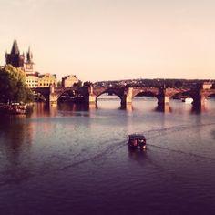 Most Karola #prague #czech #karolbridge