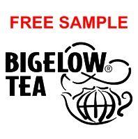 FREE Bigelow Tea Sample Free Samples Without Surveys, Tea, Teas