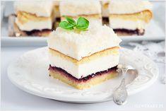 Ciasto łabędzi puch - I Love Bake Vanilla Cake, Ale, Cheesecake, Baking, Kuchen, Ale Beer, Cheesecakes, Bakken, Backen