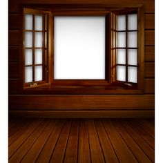 Window in room (transparent background) by DiZa (3).png ❤ liked on Polyvore featuring rooms, windows, empty rooms, backgrounds and home