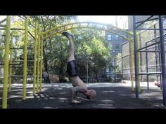 ▶ Calisthenics Push and Pull - Basic to Advanced - YouTube