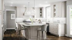 Rustic Country Kitchens, Modern Farmhouse Kitchens, Farmhouse Kitchen Decor, Industrial Style Kitchen, Boho Kitchen, 3d Kitchen Design, Kitchen Themes, Kitchen Ideas, Retro Appliances