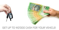 Get up to $10'000 cash for your vehicle!