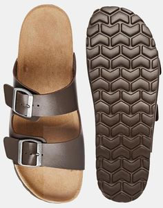 Image 3 of ASOS Sandals With Buckle