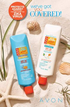 Protect Yourself Against Mosquitoes That May Carry The Zika Virus With Avon's Skin So Soft Bug Guard Lotions | Avon Skin So Soft Bug Guard Plus Lotions http://www.avon4.me/1UovnNz