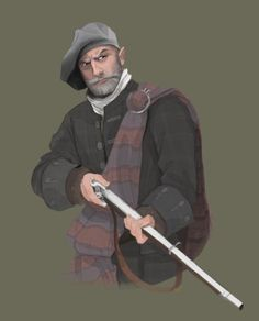 Dougal Mackenzie is complete! #art on @redbubble  soon! #Outlander #sketch pic.twitter.com/Dbkidm2c4W