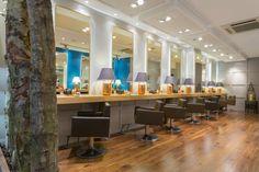 Relaxing Salon and Spa Design, London – UK - QORBEE