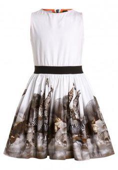 Molo - CARLI - Korte jurk - light grey
