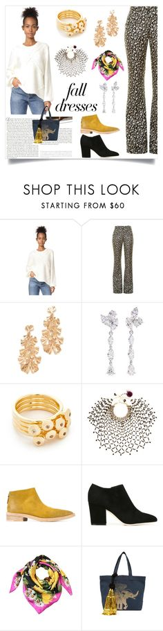 """""""Fall Dresses"""" by denisee-denisee ❤ liked on Polyvore featuring Somedays Lovin, Stop Staring!, Altuzarra, Stella + Ruby, Anyallerie, Elizabeth and James, Rosantica, Marsèll, Sergio Rossi and Dolce&Gabbana"""