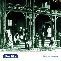 The first Berlitz Language School in Providence, Rhode Island (1878).