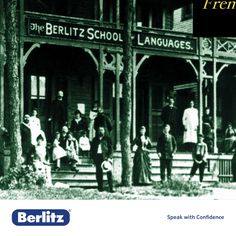 The first Berlitz Language School in Providence, Rhode Island (1878).