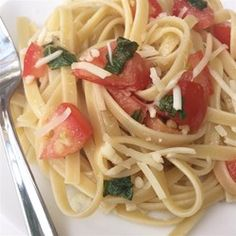 Tonys Summer Pasta - Allrecipes.com