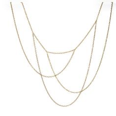 Chain Chain Necklace