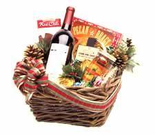 Canasta Regalo con Vinos, Canasta para vino en Mimbre, cestas para vino en mimbre, vinera para regalo, portavino