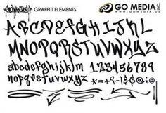 graffiti-font-printouts-300x205.jpg (300×205)