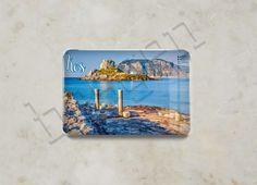 Traveller - Greece Collection - Fridge Magnets Kos Series; Epoxy Fridge Magnets Detail Page. #backhome #fridgemagnets #magnets #traveldiaries #lovelylife #gifts #giftshop #photoholder #magnet #giftingideas #giftingsolutions #quirkygoods #kos #greece