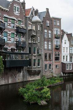 Restaurant Delfshaven in Rotterdam The Netherlands SouthHolland.