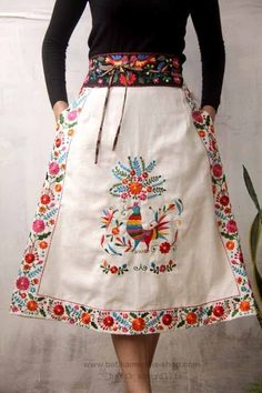 Mexican embroidery by Gabrielah