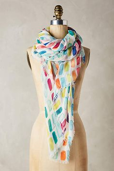 Spectra Scarf - #anthroregistry