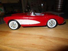 1957 Corvette 1:24 scale.