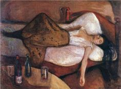 Edvard Munch -- 'The Day After'