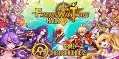 Fantasy War Tactics Hack & Cheats (Unlimited Crystals, Gold)