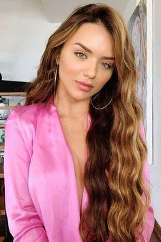 Brazilian Women, Golden Girls, Famous Women, Casual Looks, Hair Inspiration, My Girl, Spring Fashion, Hair Cuts, Hair Color