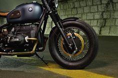 BMW R69S, ER Thompson