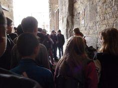 Visite des arènes de Nîmes (l'amphithéâtre romain)